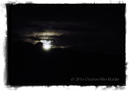in a darkened world