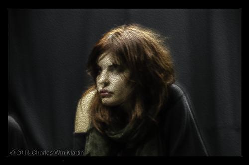 portrait of yesterday