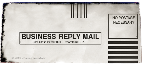no postage due