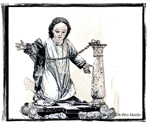 lobbying for sainthood