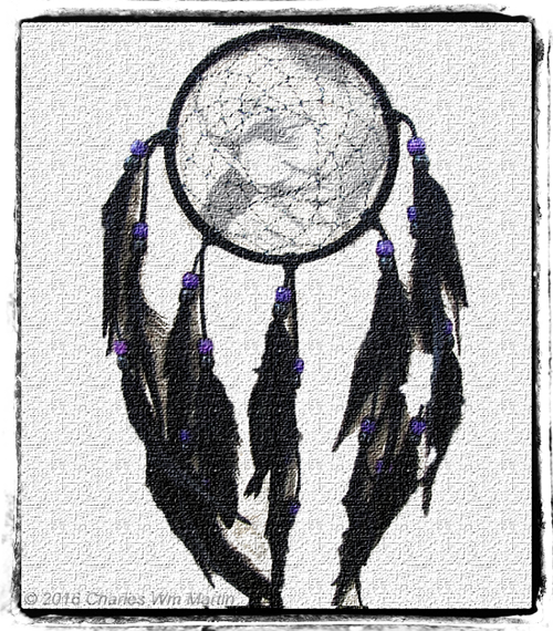 dreamcatcher of the light